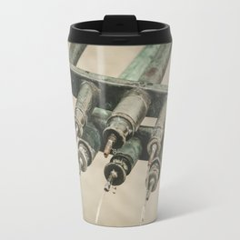Water Taps Travel Mug