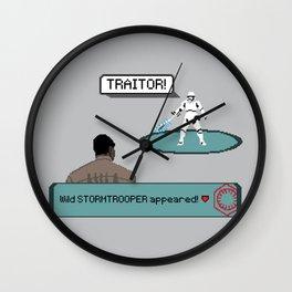 TRAITOR Wall Clock