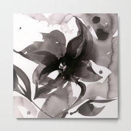 Organic Impressions No. 50 by Kathy Morton Stanion Metal Print