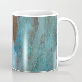 Patina Bronze rustic decor Coffee Mug