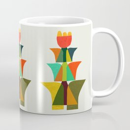 Whimsical bromeliad Coffee Mug