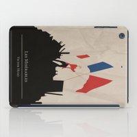 les mis iPad Cases featuring Les Misérables by Abbie Imagine