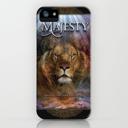 MAJESTY iPhone Case