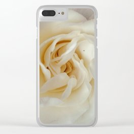 Summer Enchantment Clear iPhone Case