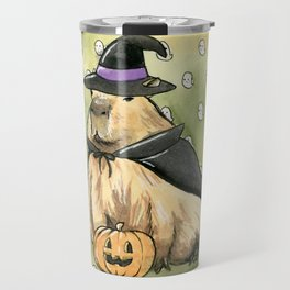 spooky boi Travel Mug