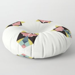 blooming tiger Floor Pillow