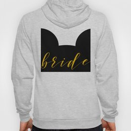 Mouse Ears Bride Hoody