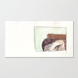 Eh. Canvas Print