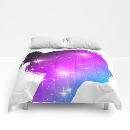 Star Sister / Color 1 Comforters