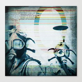 Recycled Air Canvas Print