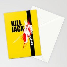 KILL JACK - ASSASSIN Stationery Cards