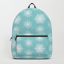 Frosty Snowflakes Backpack