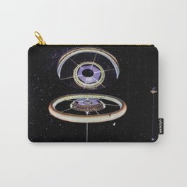 Exterior View, Stanford Torus Carry-All Pouch