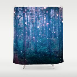 Firefly Shower Curtains