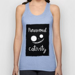 Paranormal cativity /Agat/ Unisex Tank Top