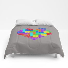 THE GAME OF LOVE Comforters