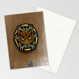 Meister Owl Stationery Cards