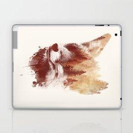 Blind fox Laptop & iPad Skin