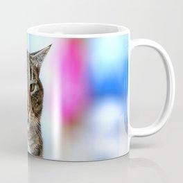 koko the cat blurry orig Coffee Mug