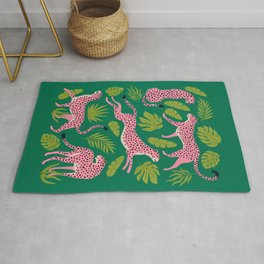The Stare: Pop Tropical Edition Rug