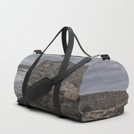 Green whirlpool at Lanescove wall Duffle Bag