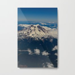 Pacific_Northwest Aerial View - IIa Metal Print