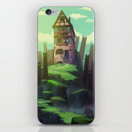 The Spirits of the Valley iPhone Skin