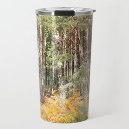 I have a room all to myself; it is nature Travel Mug