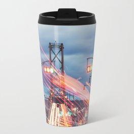 Rush Hour Blur Travel Mug