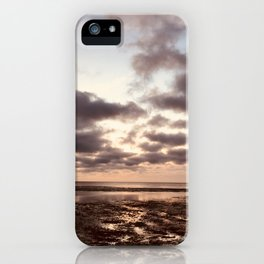 Clouds On The Water iPhone Case