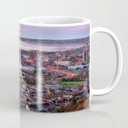Morning at Swansea city Coffee Mug