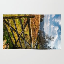 Countryside Gate Rug