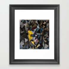 Without an object  Framed Art Print