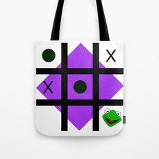 Kermit der frosch Tote Bag