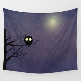 Night Owl ~~ Wall Tapestry