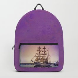 Sail Boston -Guayas Backpack