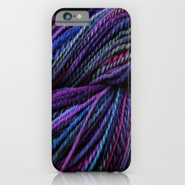 Handspun - Clematis iPhone Case