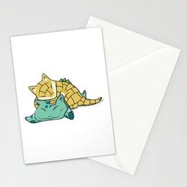 Poke Nap Stationery Cards