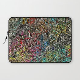 Abstract SQ Laptop Sleeve