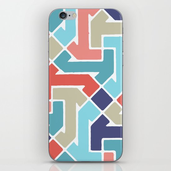 Azimuth 3 iPhone & iPod Skin