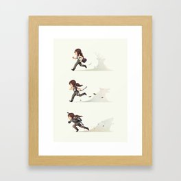 Who We're Meant to Be Framed Art Print