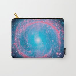 Lying in a zero circle Carry-All Pouch