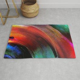 Quarter Round Colors Rug