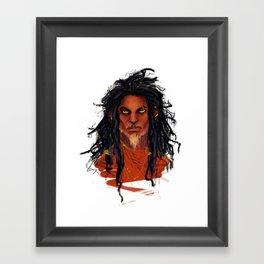 Be prepared Framed Art Print