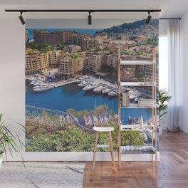 Monaco Wall Mural