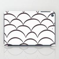 stark iPad Cases featuring Stark Scales by SonyaDeHart