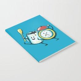 Wake up! Wake up! Notebook