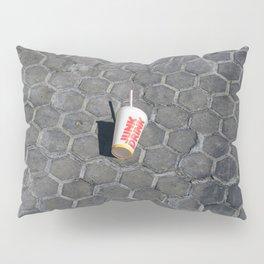 Junk Drink Pillow Sham