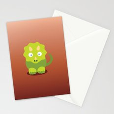 The Cute Dinosaur Stationery Cards