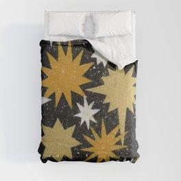Painted Stars Comforters
